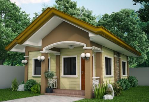 Desain Rumah Sederhana Pedesaan & 10 Desain Rumah Sederhana Hemat Biaya | Model Rumah Minimalis