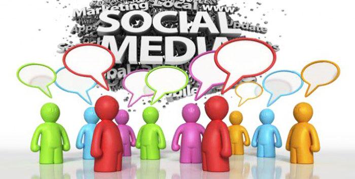 Ilustrasi gambar Media Sosial. (Sumber: sentananews.com)