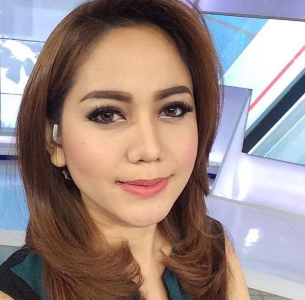 Jurnalis Kompas TV, Liviana Cherlisa Latief. (Foto: Profile Picture WhatsApp Liviana Cherlisa)