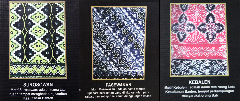 tradisional 1 batik jombang 2 batik mangrove 3 batik banten