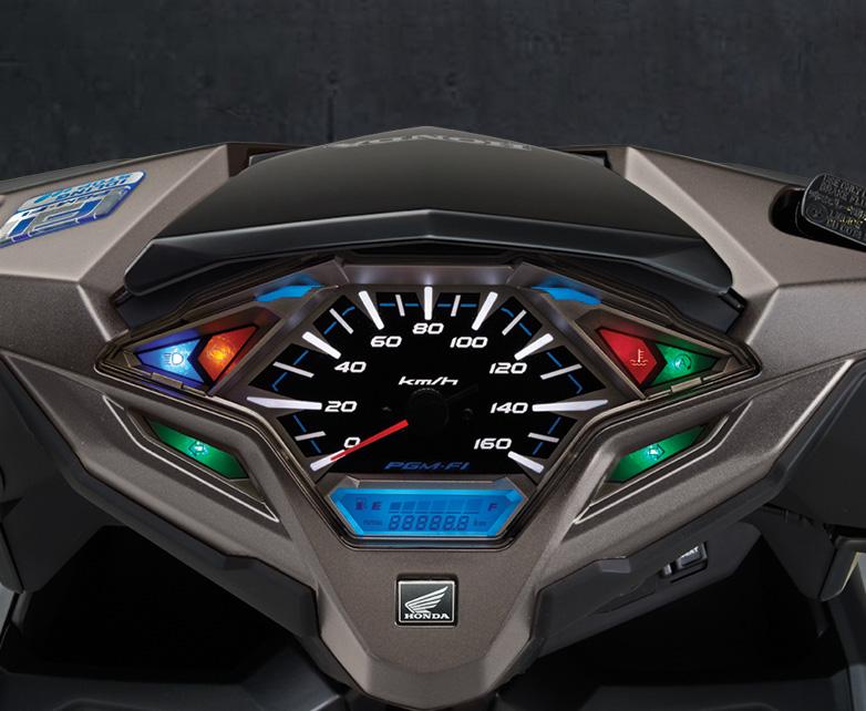 Honda Vario 150 eSP  Kesempurnaan Berkendara Tiada Tara