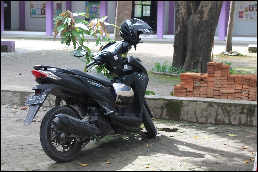 Hatur Nuhun) Honda Vario 150 Sempurna, Kompasiana dan Dealer MPS