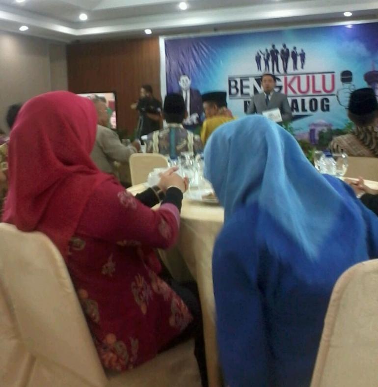 Suasana Bengkulu Berdialog RBTV Bengkulu