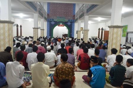 Tarawih hari pertama di Bogor (Arsip pribadi)