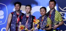 Finalis ganda campuran Indonesia Open 2016/badmintonindonesia.org