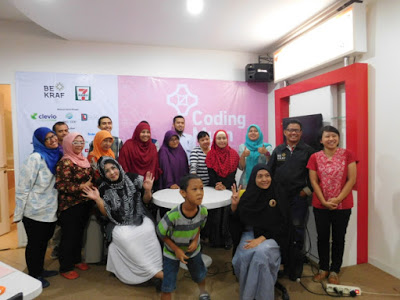 Coding Mum Surabaya Batch 1 plus Bekraf ers