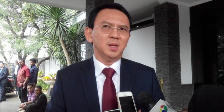 Ahok Gubernur DKI (Pic Source: Kompas.com)