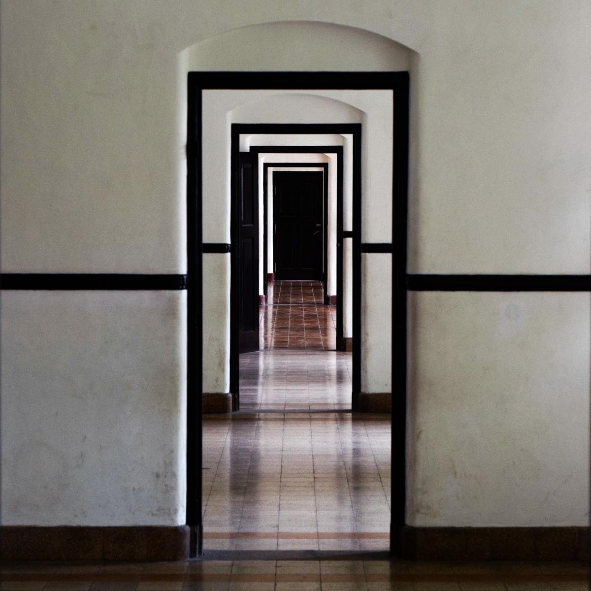 Lawang Sewu a.k.a pintu seceng