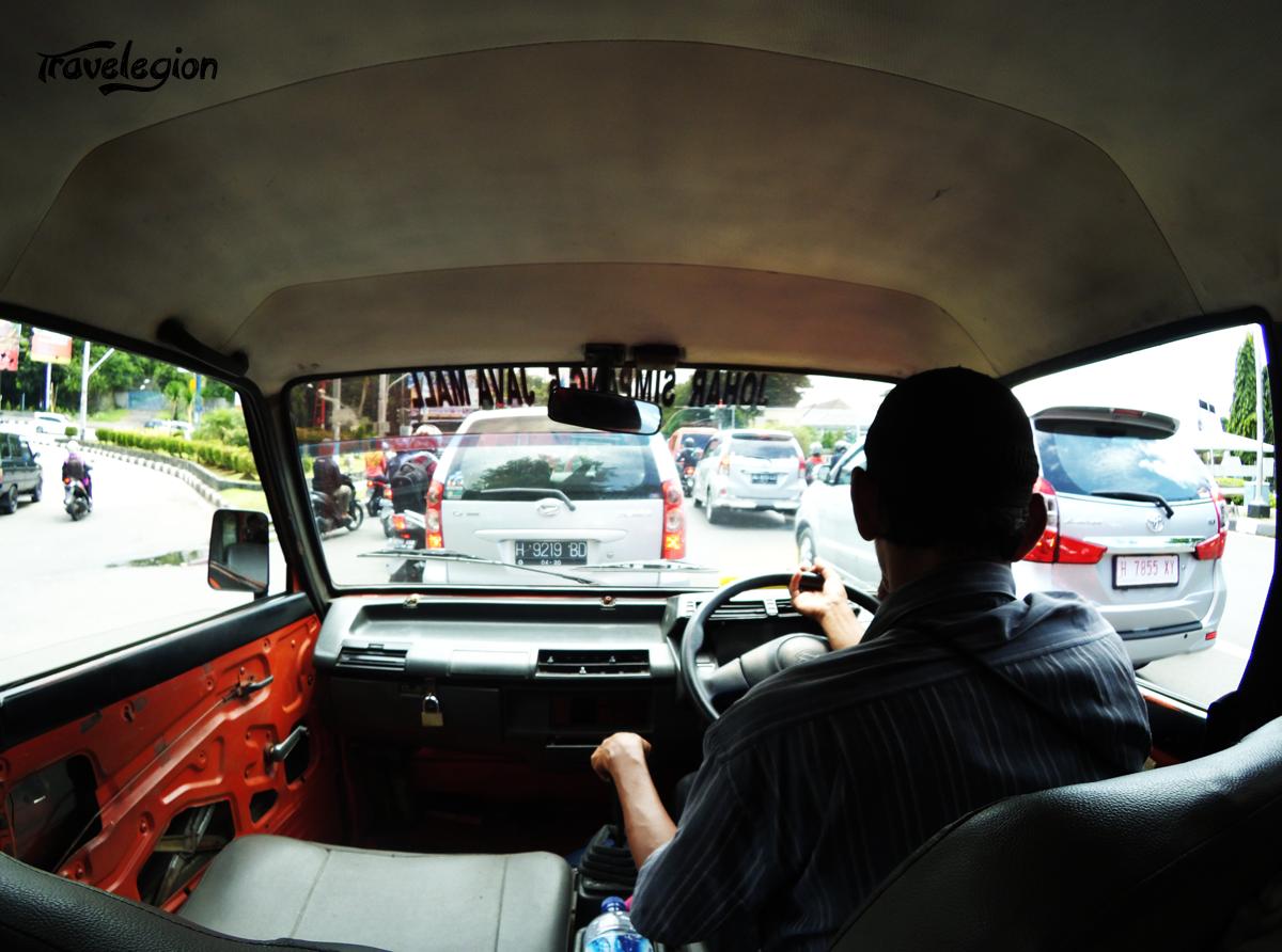 Macet di Semarang