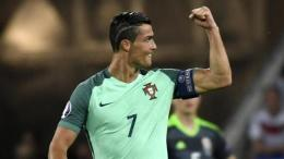 Portugal melenggang ke final. Tribunnews.com