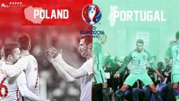 Polandia vs Portugal. Allfootball.com