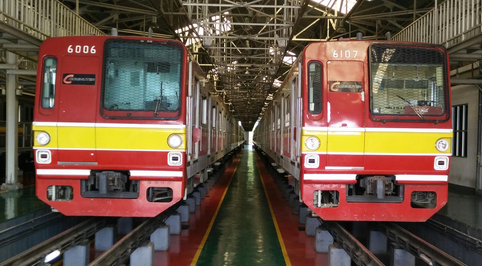 Commuter Line Jabodetabek   Foto: Jakarta By Train