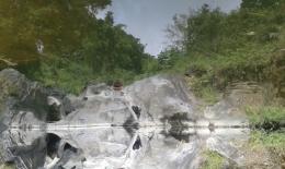 Kolam Perawan, Eh Salah Kolam Batu Tibu Tole, Sembalun