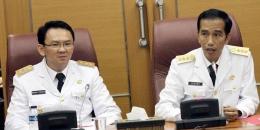 Jokowi-Ahok I Sumber Kompas.com