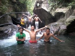 Mata air Sengkelep, Dusun Ladon, Mamben Lauk