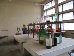 laboratoium Museum Atsiri