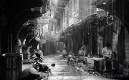 Ilustrasi: berdoa saat hujan