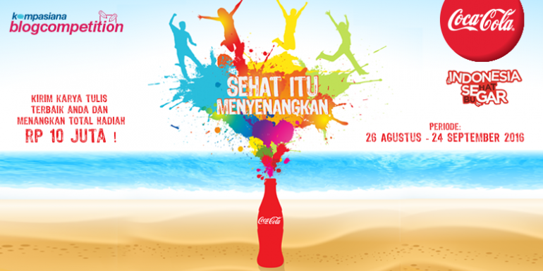 Kompasiana Blog Competition bersama Coca-Cola