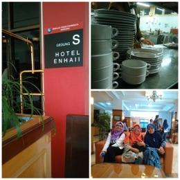 (pict : dok.pribadi) Hotel EnHaii