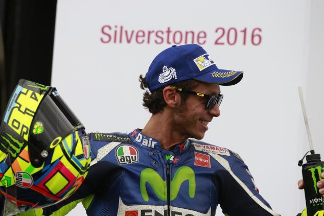 Rossi podium tiga (dok.motogp.com)