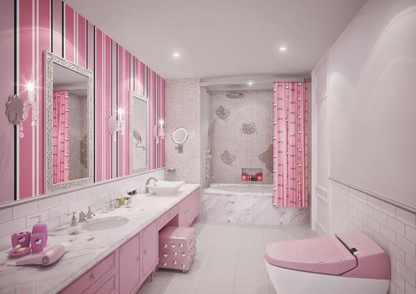 desain kamar kecil unik