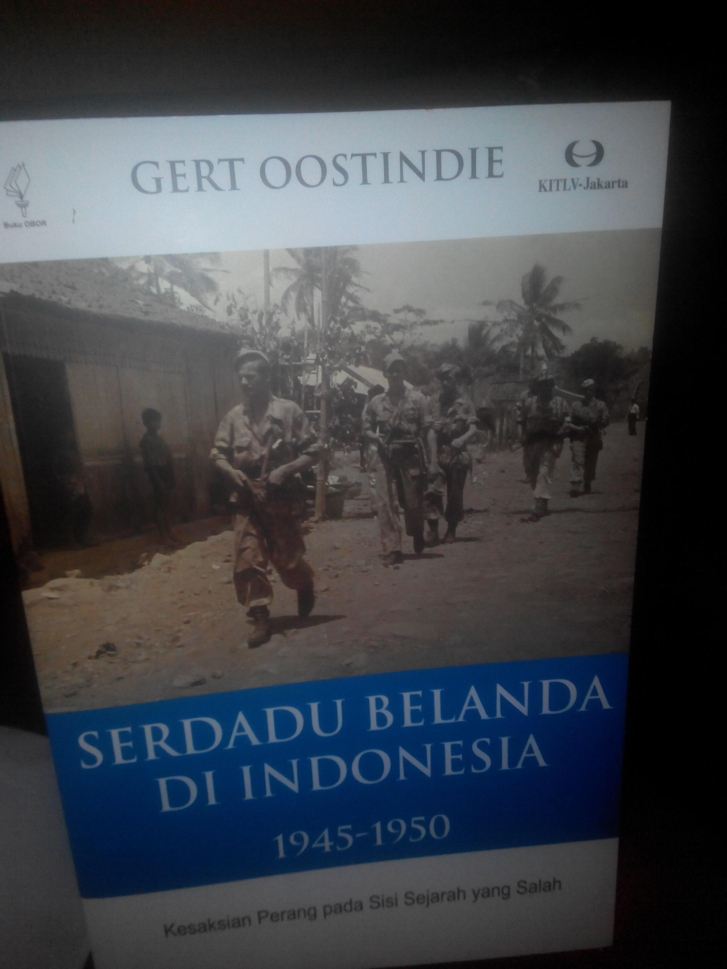 Buku Gert Oostindie (Arsip)