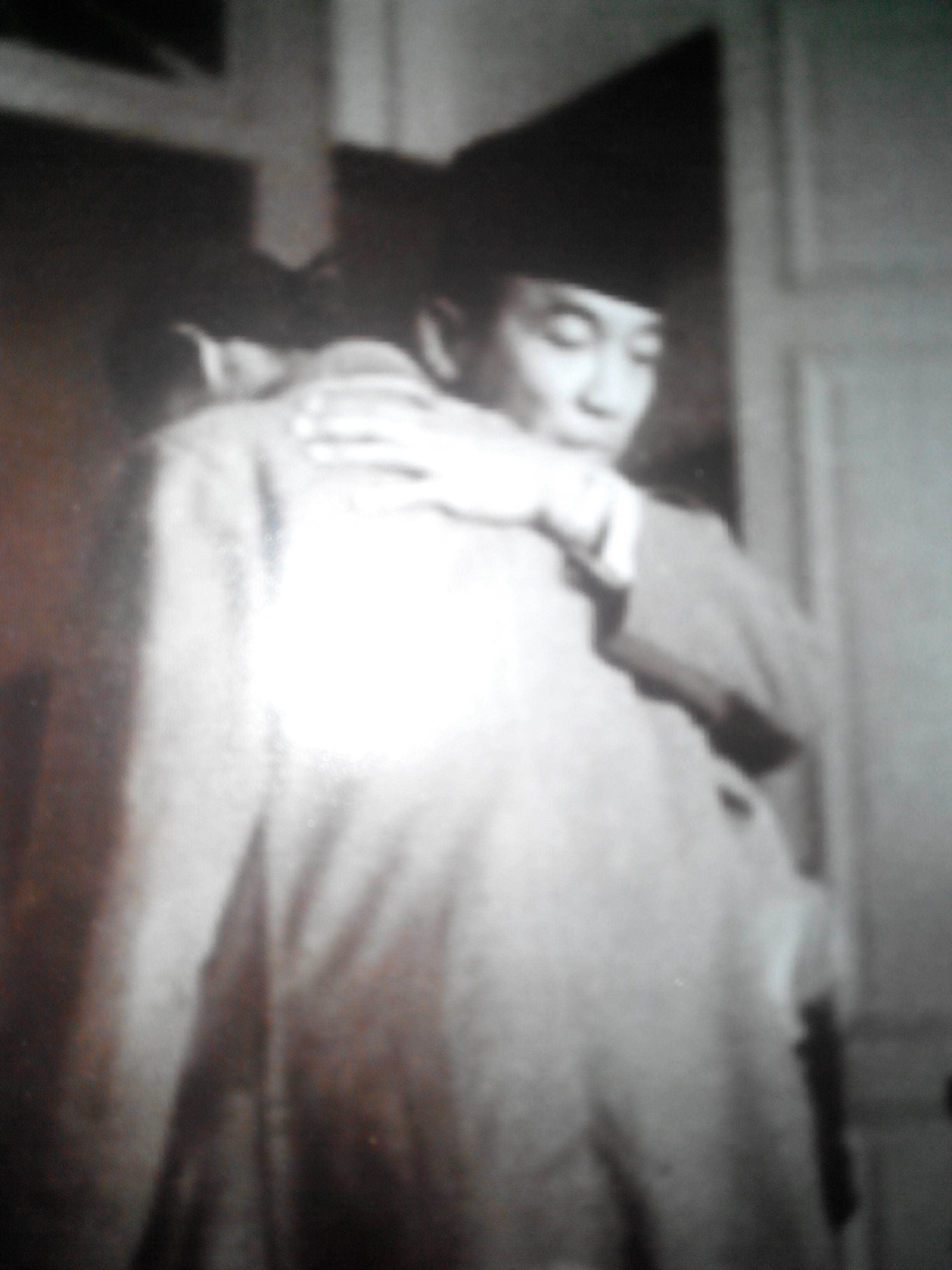 Jenderal Soedirman melapor kepada Presuden Soekarno di Istana Negara Yogyakarta10 Juli 1949 +Arsip)