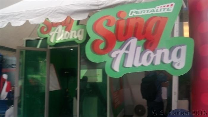 Sing Along (dok. pribadi)