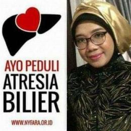 Deskripsi : Dyah Putri Ambarwati founder Gerakan Nasi Kotak Untuk Berbagi I Sumber Foto : Dyah
