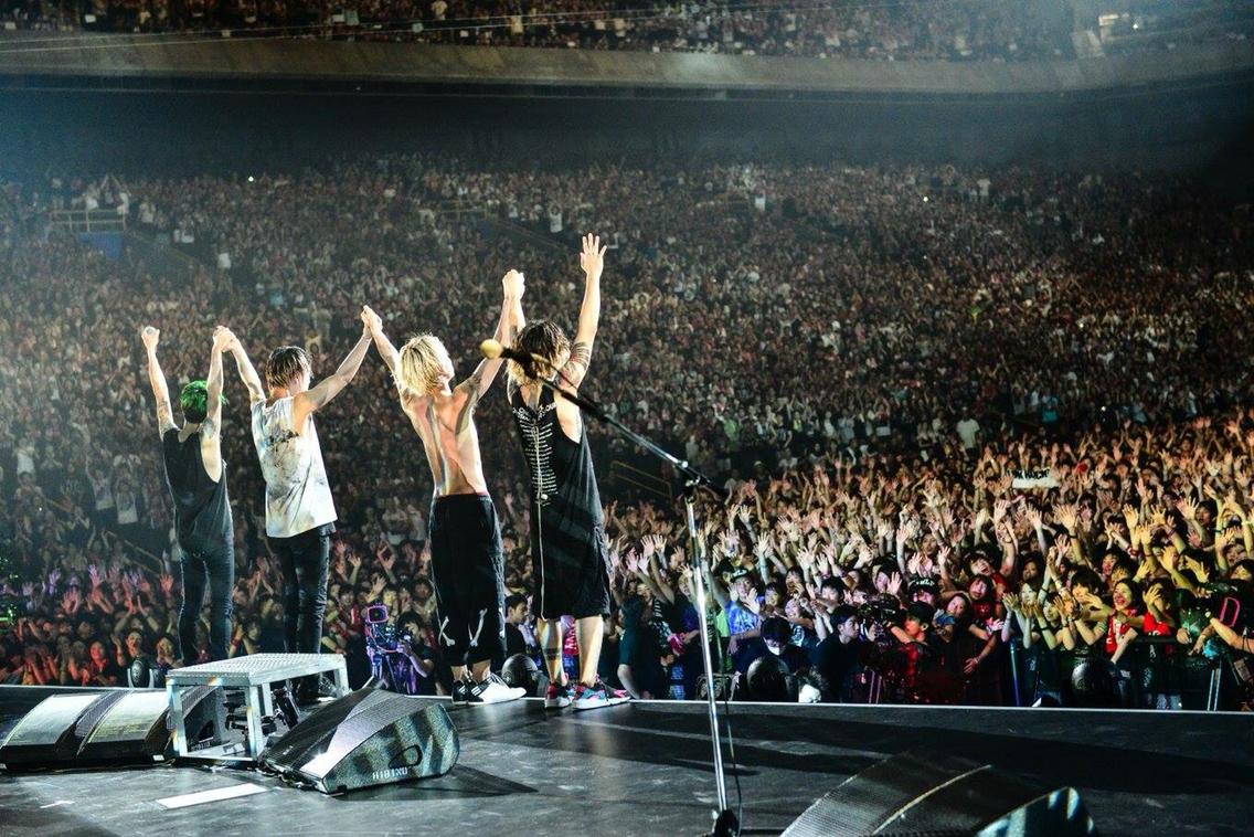 One OK Rock | Ilustrasi: Naomi K Pinterest