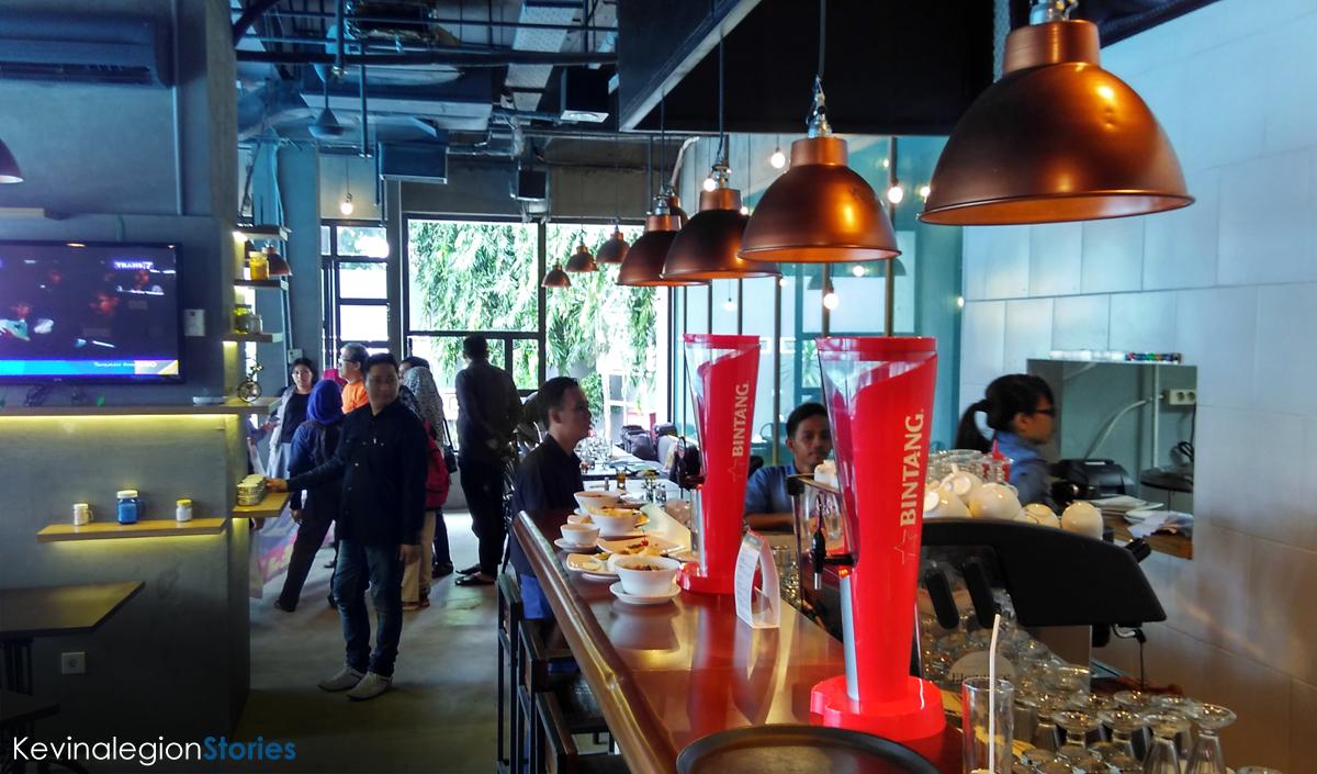 Up2Yu Cafe, Spot Asik Buat Freelance Worker di Pusat Jakarta