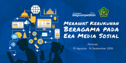 Blog Competition Kementerian Agama