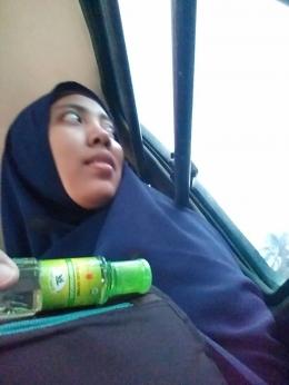 Tetap Segar dan Nyaman di Dalam Kendaraan Umum Berkat Minyak Ekaliptus Green Tea Aromatherapy (Dok.Rodame)