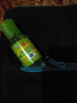 Minyak Ekaliptus Aromatherapy Green Tea sebagai Moodbooster 'Teman Hatiku' Saat Mulai Aktivitas (Dok. Rodame)
