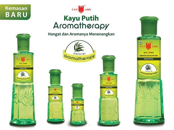 Kayu Putih Aromatherapy (www.caplang.com)