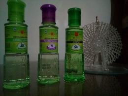 3 Varian Kayu Putih Aromatherapy, pilih sesuai kebutuhanmu. Foto dokumen pribadi