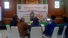 Anjangsana Budaya di Balai Kota Yogyakarta. Foto: Wahjudi Djaja