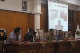 PSBNS diterima Assekwilda Kabupaten Magelang. Foto: Umi Azzura