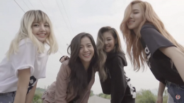 From left to right: Lisa, Jisoo, Jennie, Rose. pic from www.itechpost.com