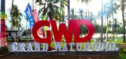 Pantai Grand Watu Dodol, Banyuwangi, Jawa Timur