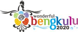 Logo resmi Visit 2020 Wonderful Bengkulu
