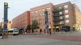 West End Station, Dallas (dokumentasi pribadi)