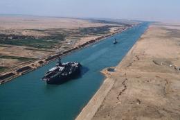 Pendahulu sebelumnya: Terusan Suez. Sumber gambar: digitallook.com