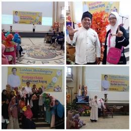 Belajar mendongeng bersama Kak Sam Baduy di Lampung, 19 Maret 2017