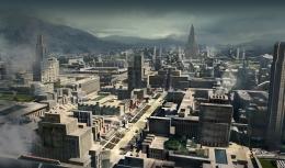 Ilustrasi Kota Pusat Pemerintahan | https://id.pinterest.com/pin/573575702521224163/