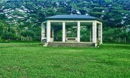 Dokumen pribadi. Memorial Building Ambon