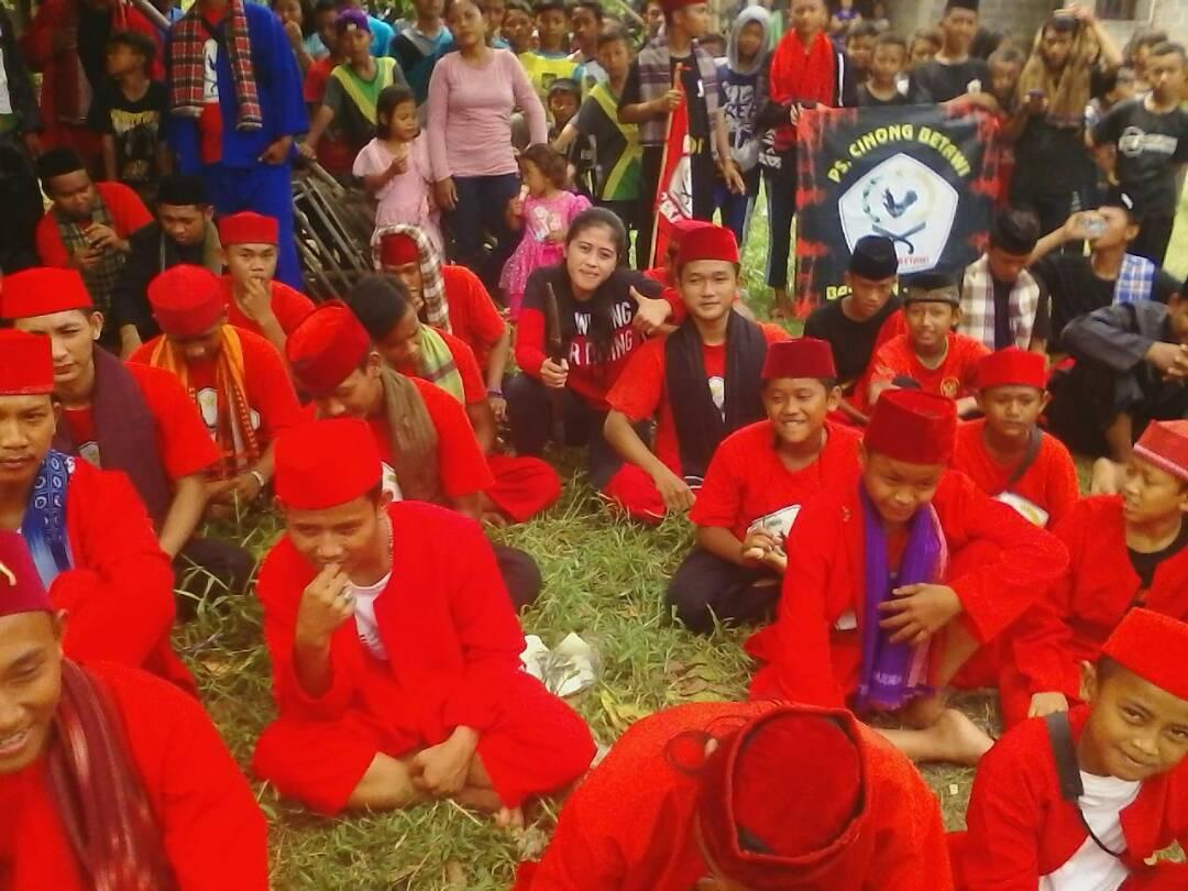 Perguruan Silat Cinong Betawi