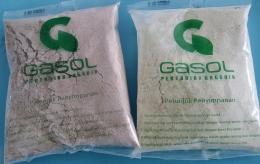 Tepung Gasol Organik / dokumentasi pribadi