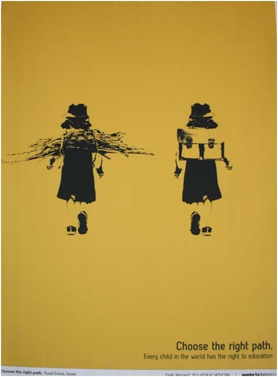 Choose the right path   Koleksi: Yuval Eschel   2012