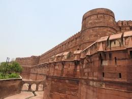 Benteng Agra (Agra Fort) (Dokpri)